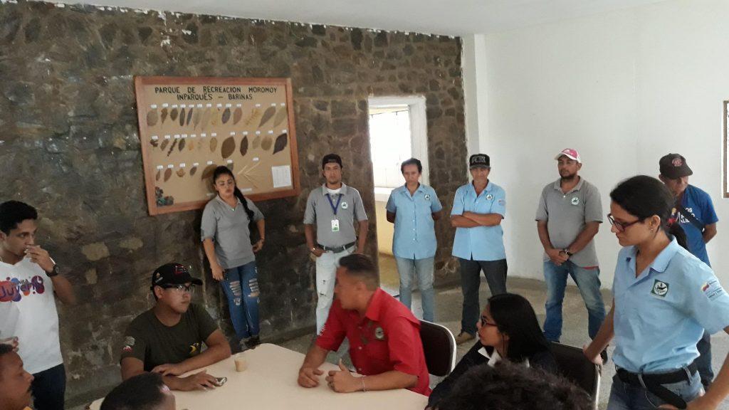 Inparques impulsa programas de Educación Ambiental en Barinas