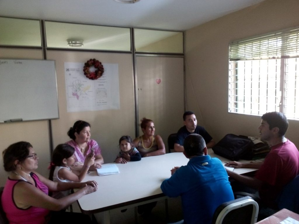 Poder Popular se une a recuperación del Parque Metropolitano de San Cristóbal