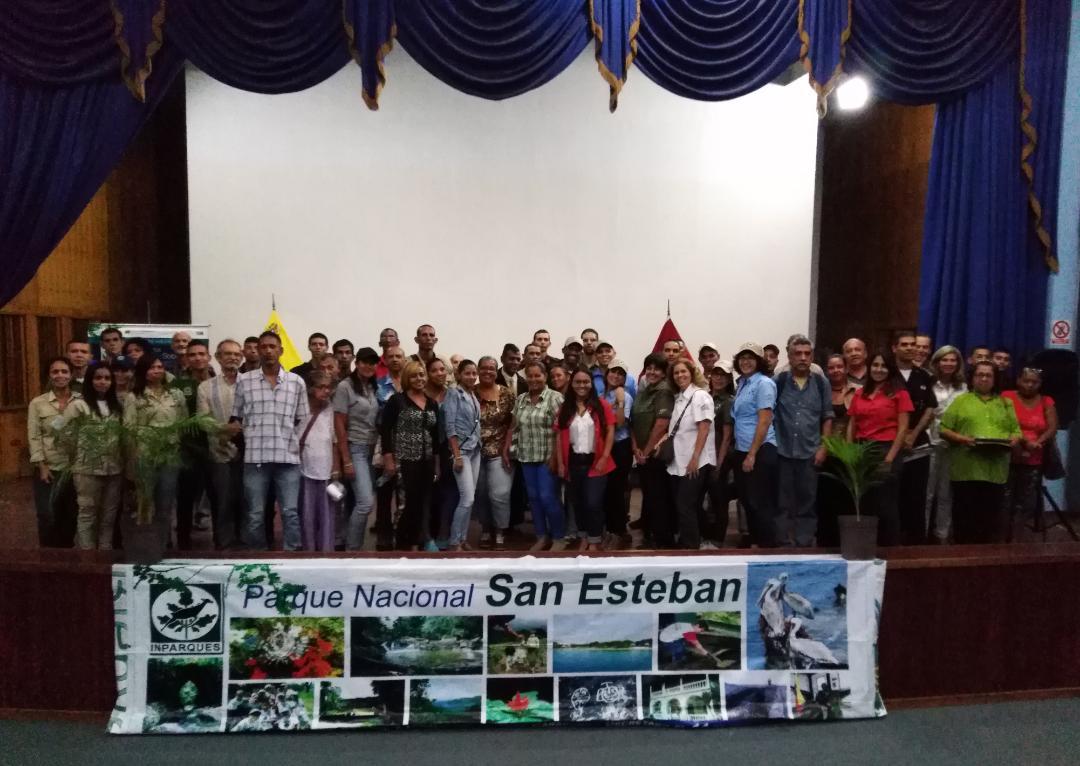 Efectuaron Taller de Consulta Pública sobre Plan de Ordenamiento del Parque Nacional San Esteban