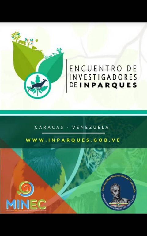 Realizado 1er Encuentro Nacional de Investigadores de Inparques