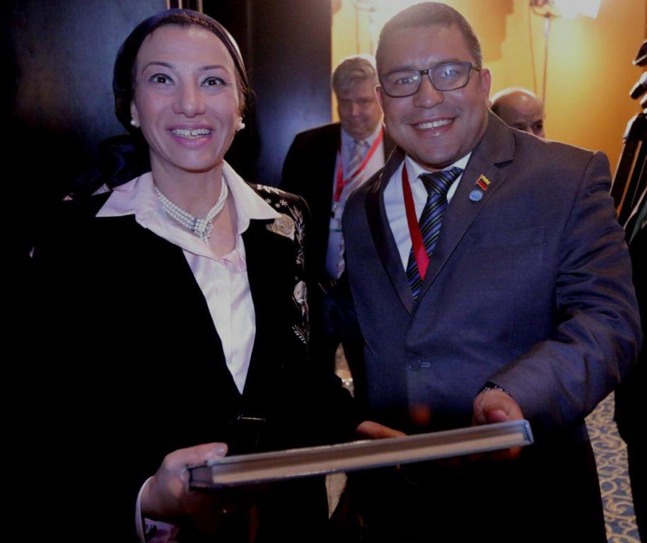 Venezuela respalda propuesta egipcia en inauguración de la Conferencia sobre Diversidad Biológica