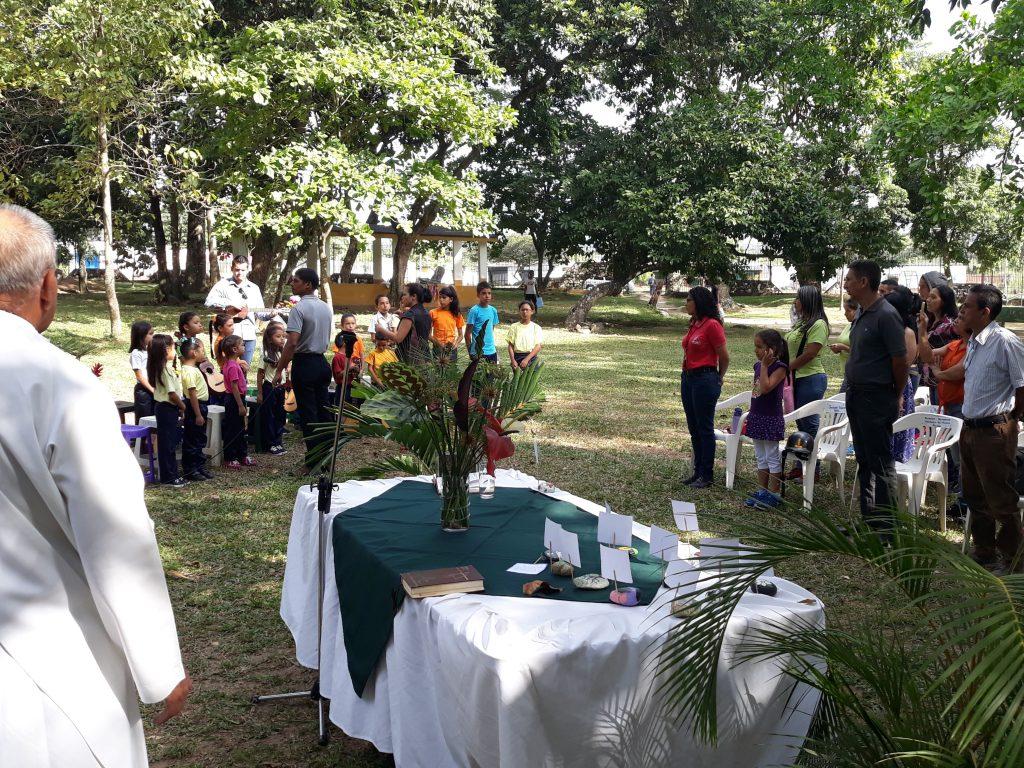 Parque Moromoy inició su semana Aniversario
