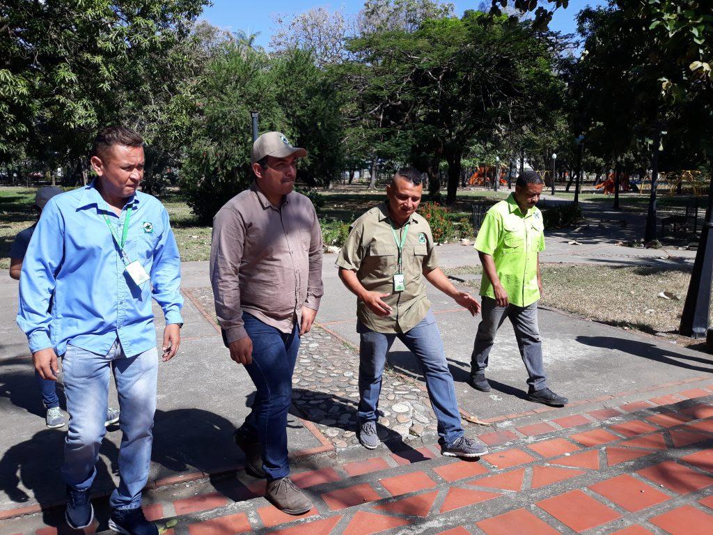 Presidente de Inparques recorrió parques del Estado Barinas