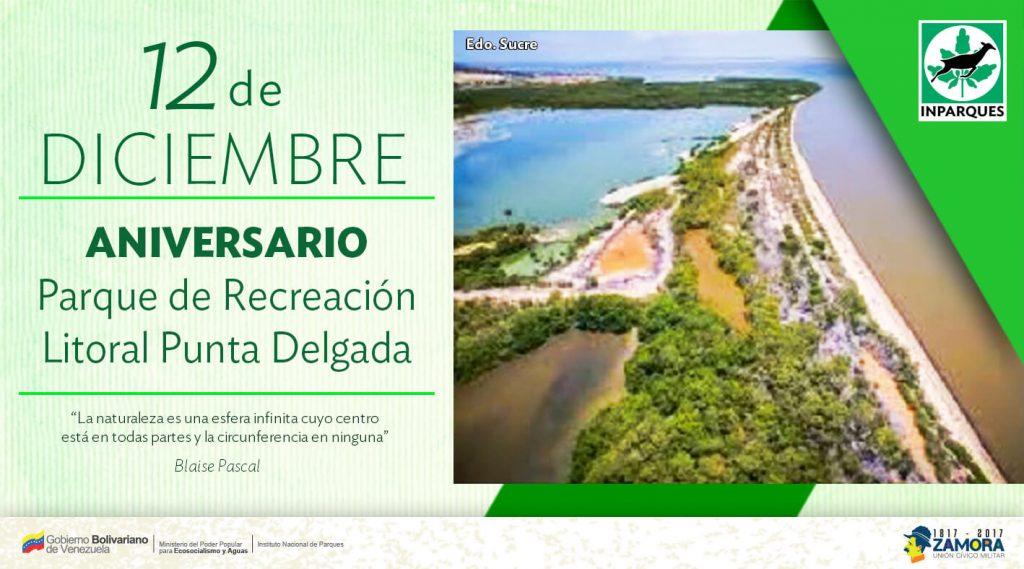 Sucre y Yaracuy celebran aniversarios de tres parques recreacionales