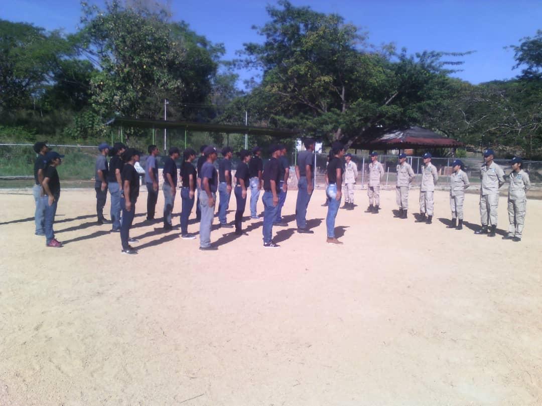 Inparques comenzó proceso de capacitación para aspirantes a Guardaparques