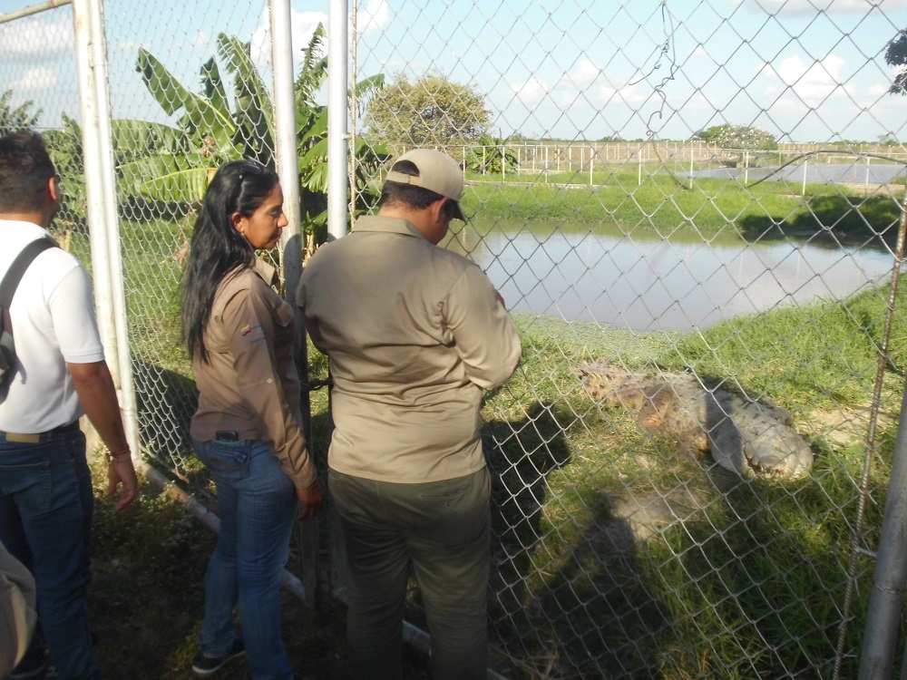 Parque Nacional Santos Luzardo recibió al presidente de Inparques