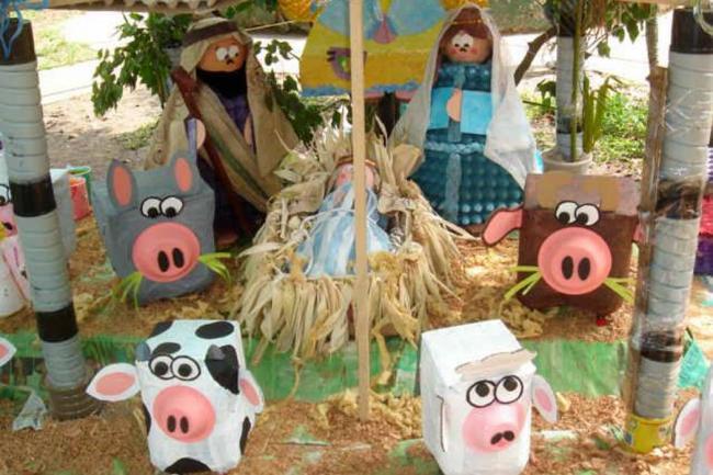 Inparques insta a proteger el ambiente en la celebración de la Navidad