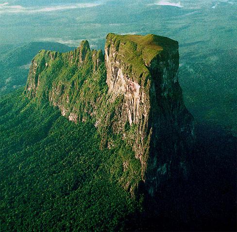 Cuatro Monumentos Naturales cumplen 40 años embelleciendo a Venezuela