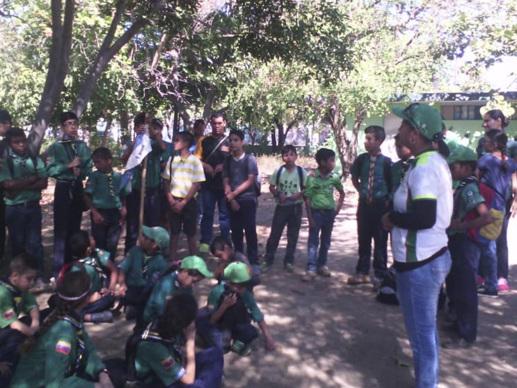 Anzoatiguenses festejaron el Día Mundial de la Educación Ambiental