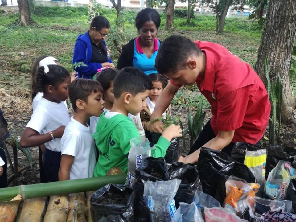 Continúan conmemorando semana de la Educación Ambiental en Yaracuy