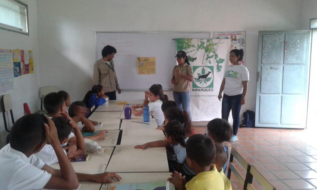 Yaracuy celebró el Día Mundial de las Aves con charlas ecológicas