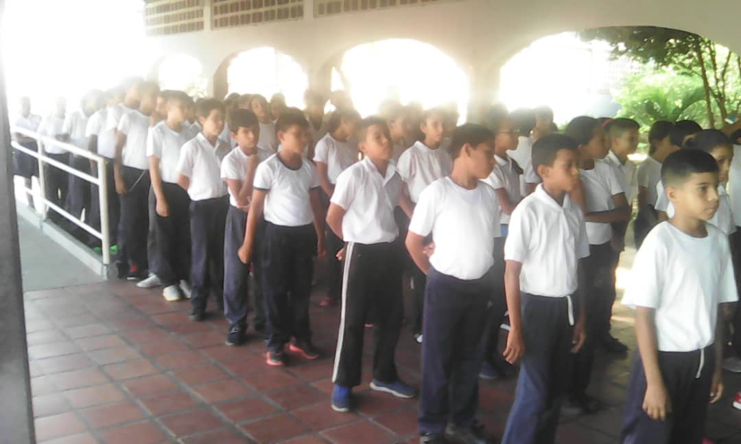 Lanzamiento de la Semana de la Educación Ambiental en el Estado Nueva Esparta