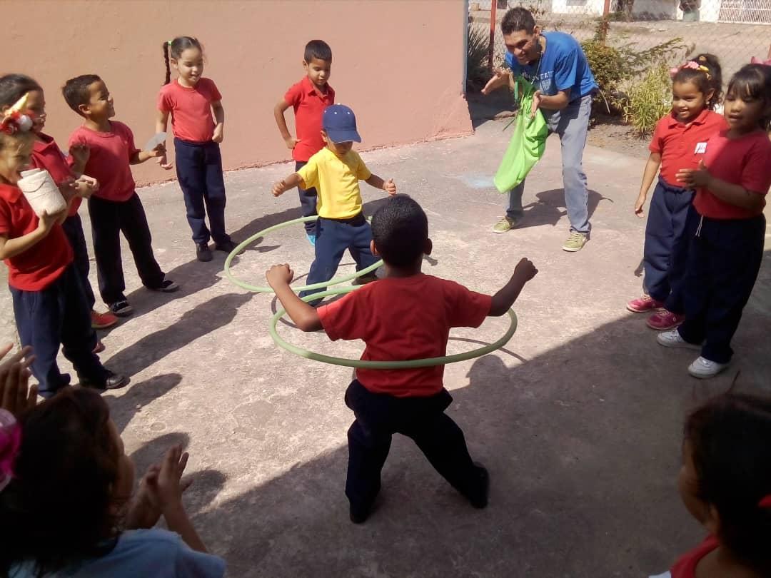 Inparques Cojedes promueve celebración del día Mundial de la Educación Ambiental