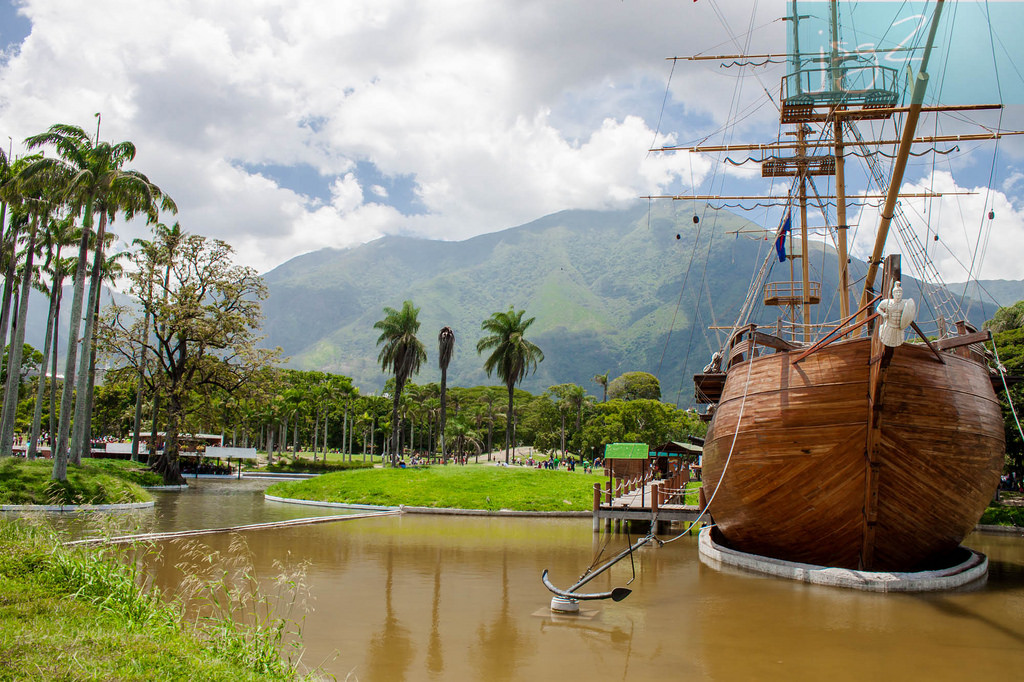 Venezuela celebra los 58 años del Parque Generalísimo Francisco de Miranda