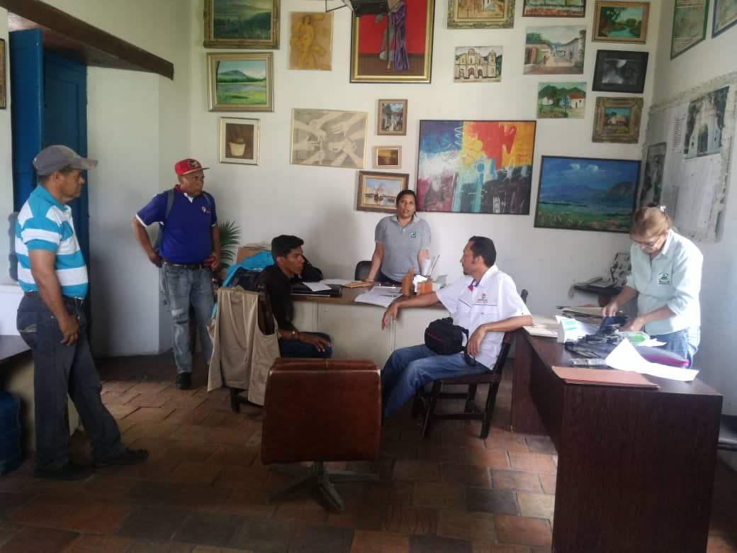 Gobernación de Yaracuy e Inparques realizaron inspección
