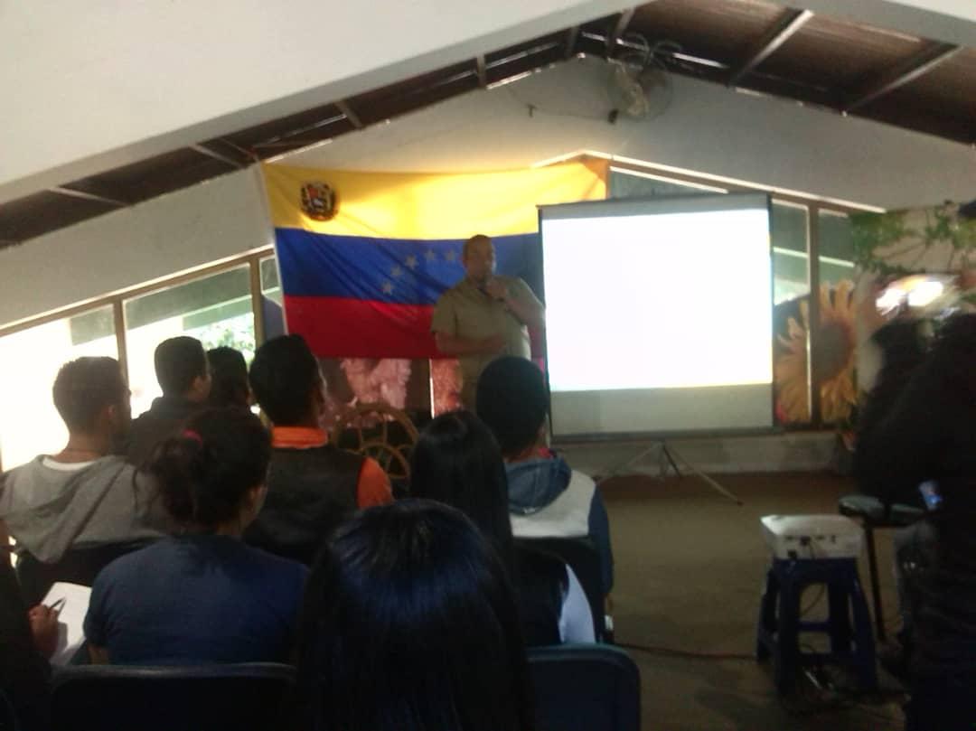 Taller sobre espeleología se impartió en Monagas