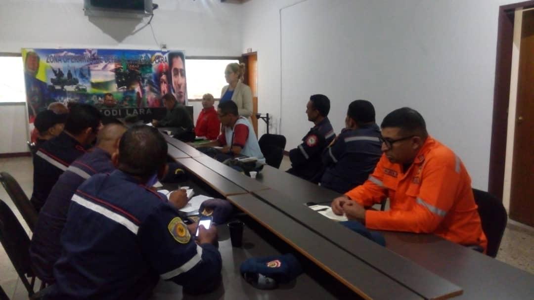 Inparques Lara organiza acciones para prevención de incendios forestales