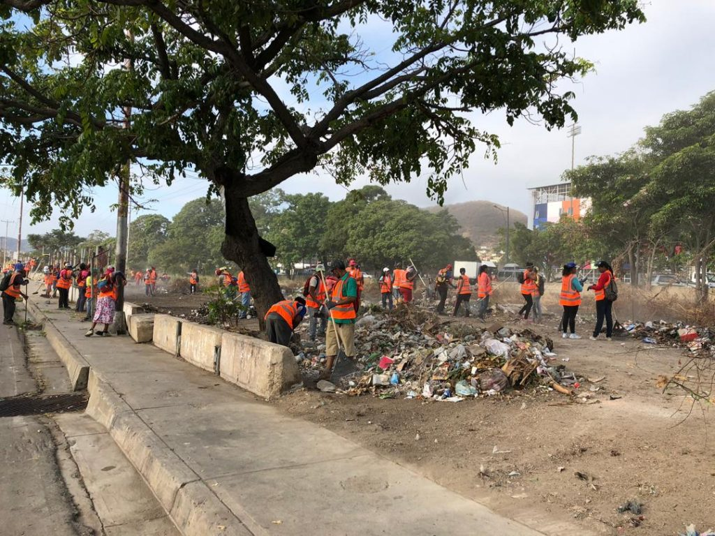 Plan Venezuela Bella comenzó en tres municipios de Anzoátegui