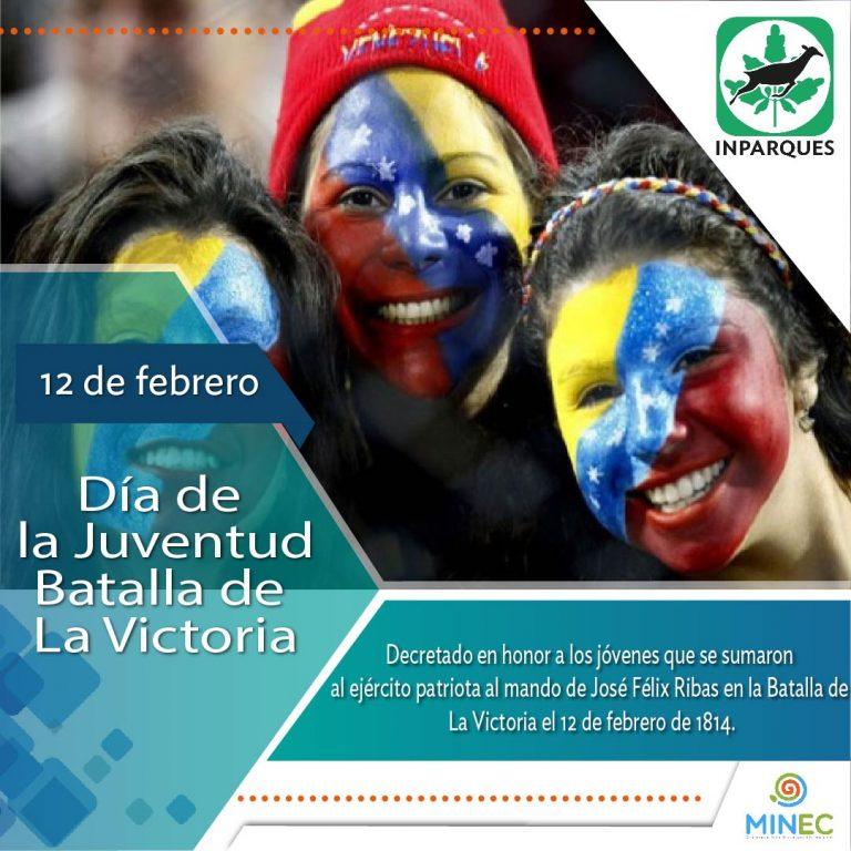 12 de febrero: 205 años de la Batalla de la Victoria y Día de la Juventud