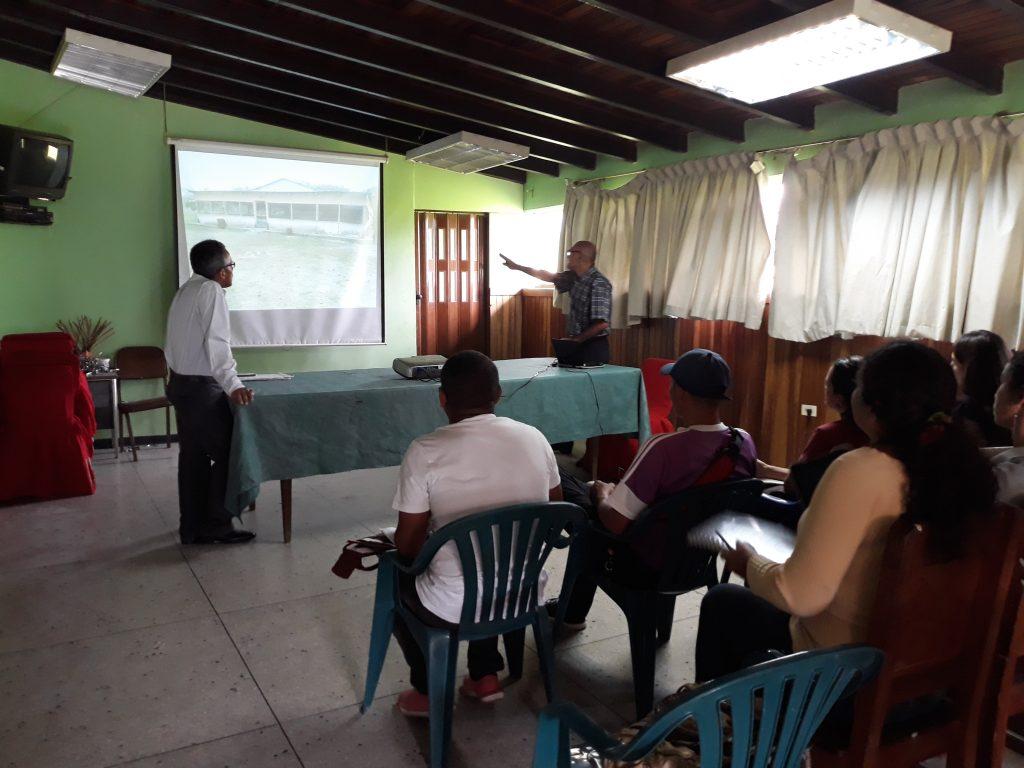 Minec e Inparques participaron en taller sobre la diversidad biólogica en Barinas
