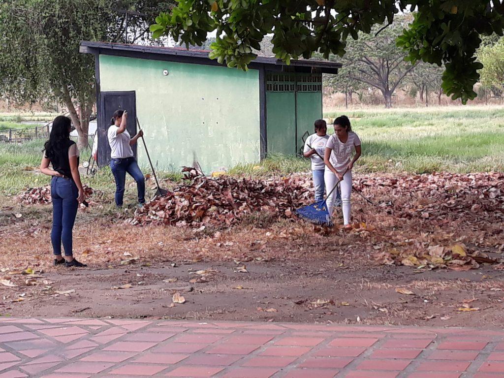 Espacios recreativos del estado Barinas recibieron saneamiento