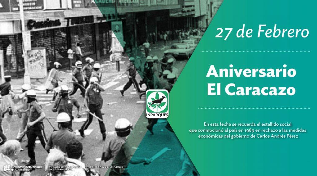 27 de febrero de 1989: Venezuela recuerda 30 años del Caracazo