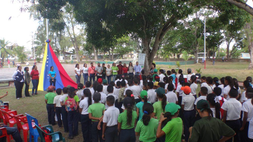 Inparques Monagas celebra el Día Nacional del Guardaparques
