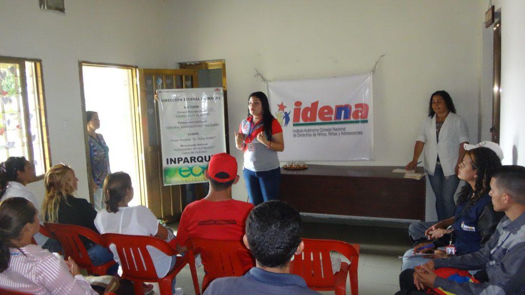 Servidores Públicos de Inparques recibió formación sobre los Derechos del Niño, Niña y Adolescente