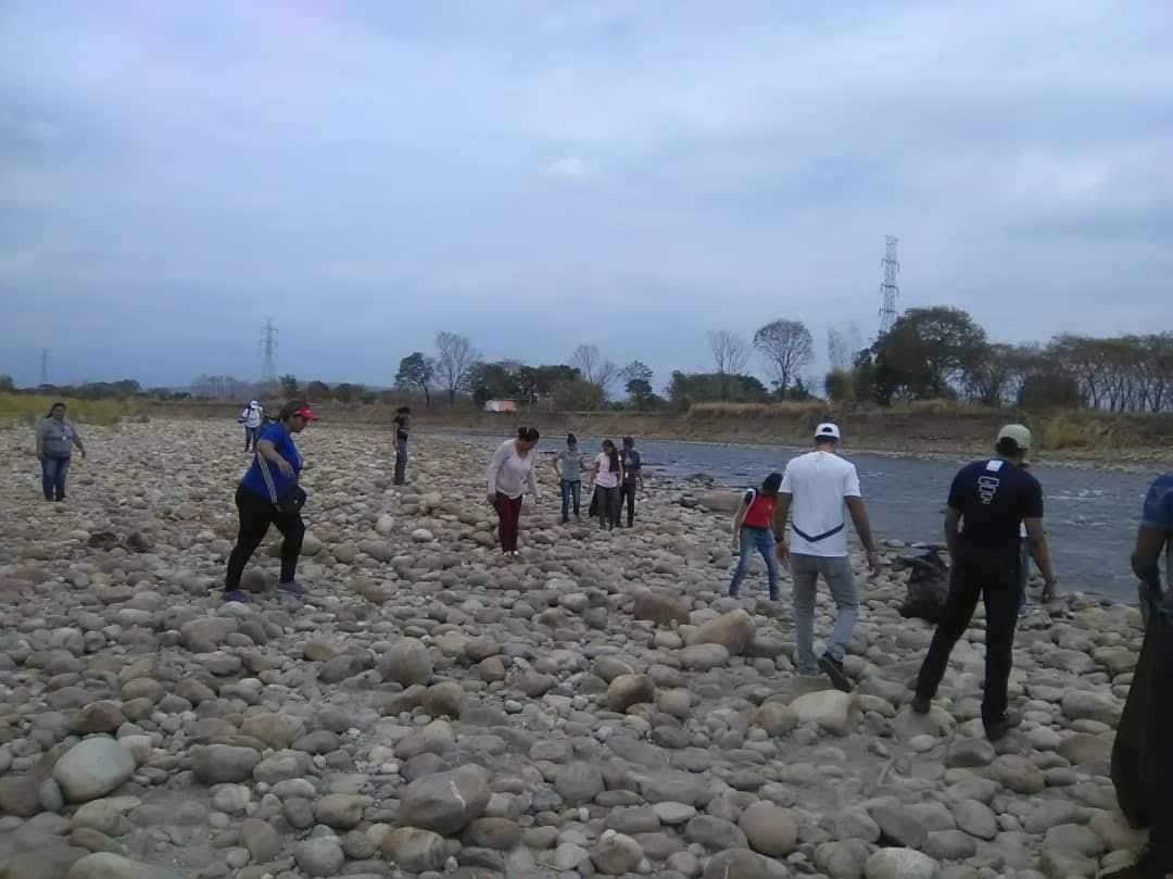Amigos del Parque se hizo presente en el Parque recreacional Bolívar Conservacionista