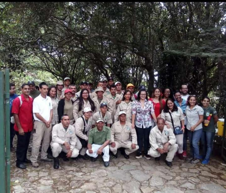 Inparques Nueva Esparta celebró el Día del Guardaparques