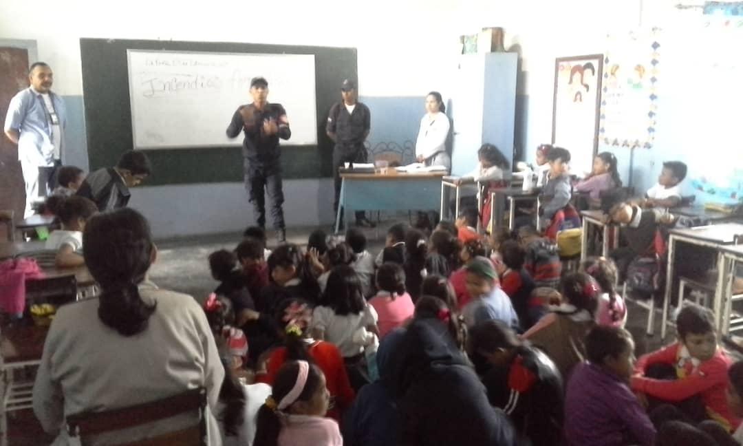 Realizan conversatorio sobre la prevención de Incendios Forestales en Monagas