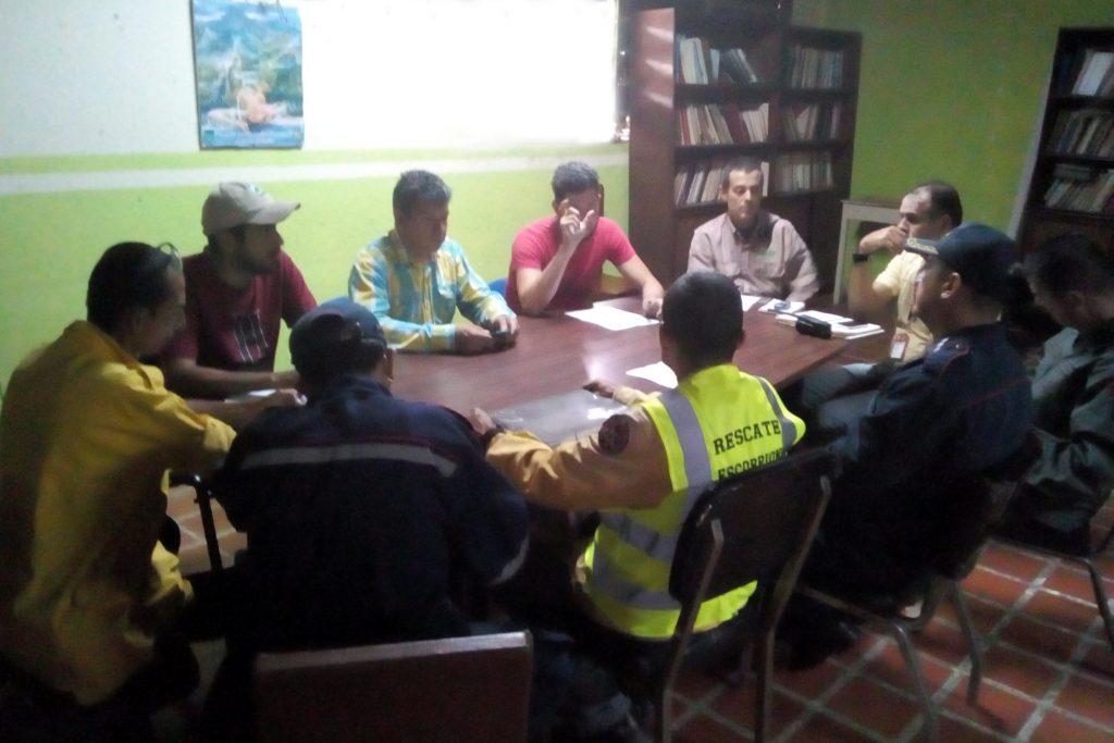 Activado Comando Unificado contra Incendios Forestales en Táchira