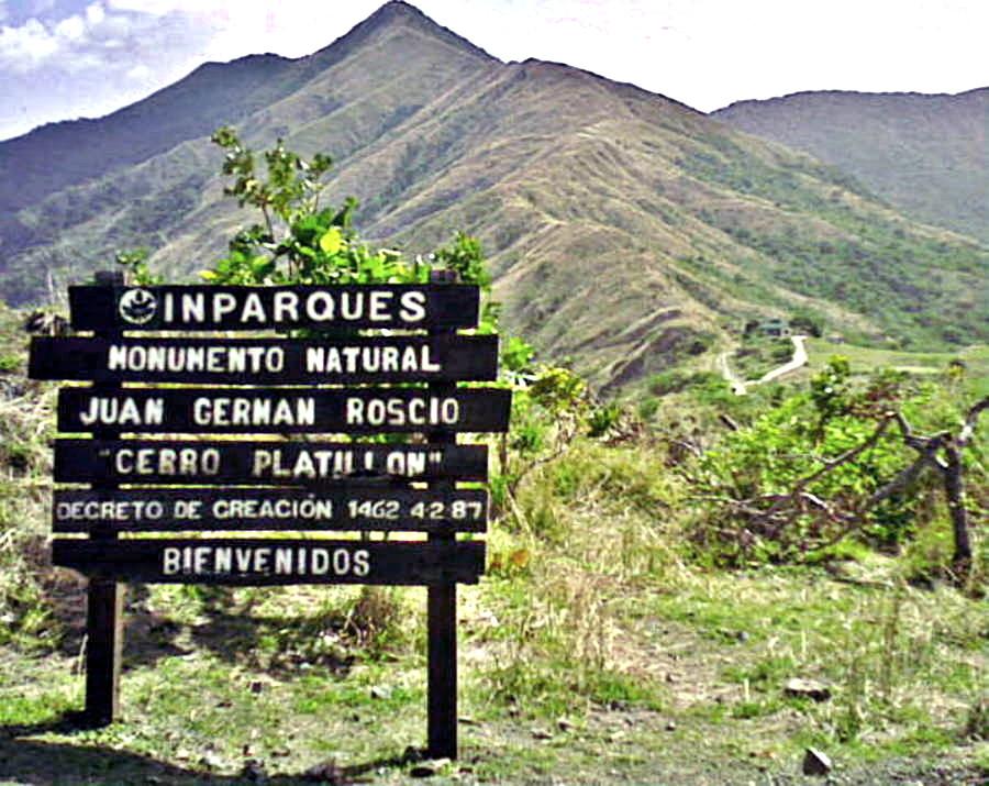 Monumento Natural Cerro Platillón arriba a su 32 aniversario