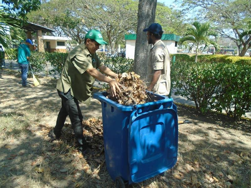 Jornadas de saneamiento ambiental realizó Inparques en el estado Lara