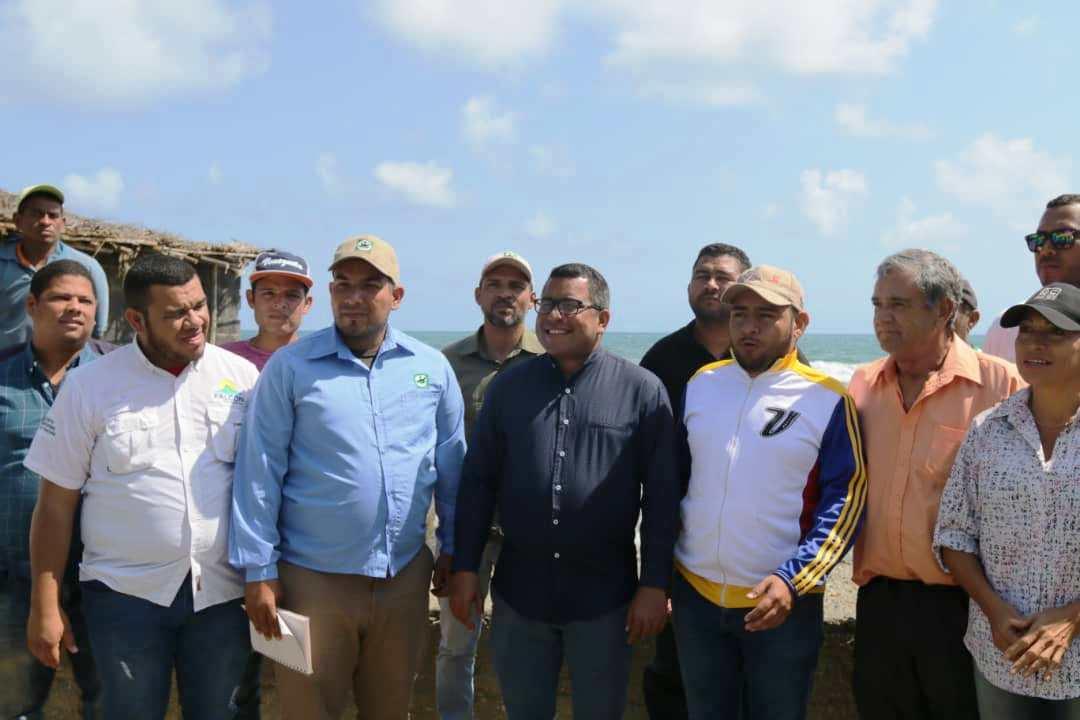 Minec impulsa la Misión Venezuela Bella en Falcón