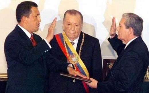 El pueblo celebra 20 años de la juramentación de Hugo Chávez como presidente de la República