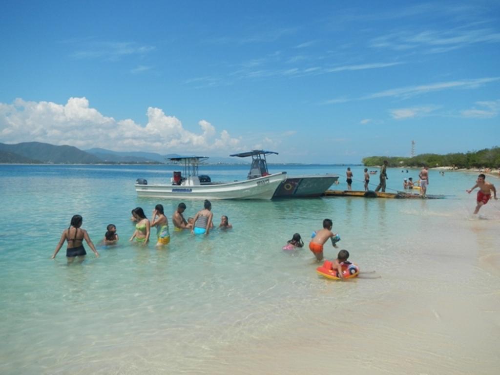 23 playas aptas en Carabobo para el asueto de Carnavales 2019