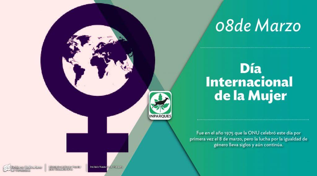 Día Internacional de la Mujer: lucha por la igualdad de género  en la sociedad