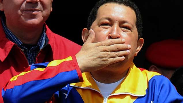 Inparques conmemora seis años de la desaparición física de Chávez