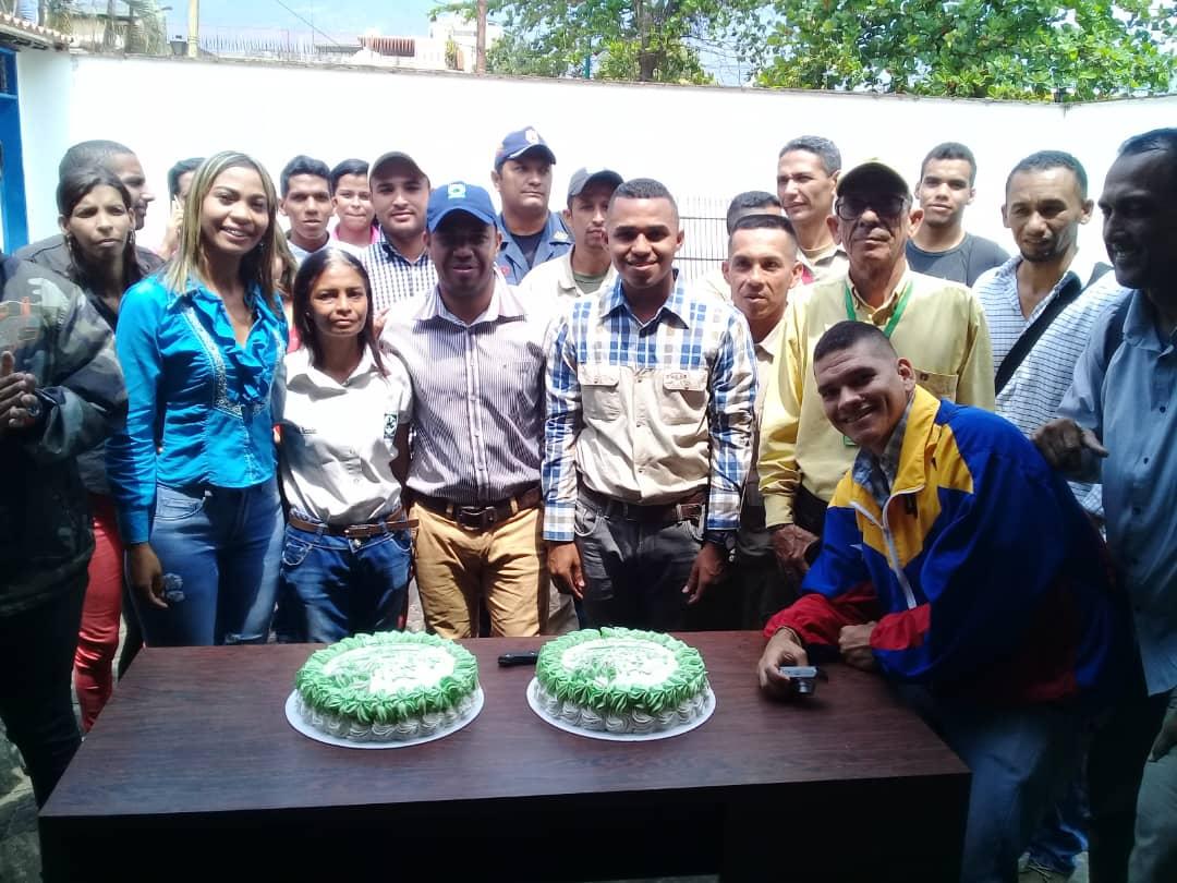 Inparques Yaracuy conmemoró 45 aniversario del Parque San Felipe El Fuerte