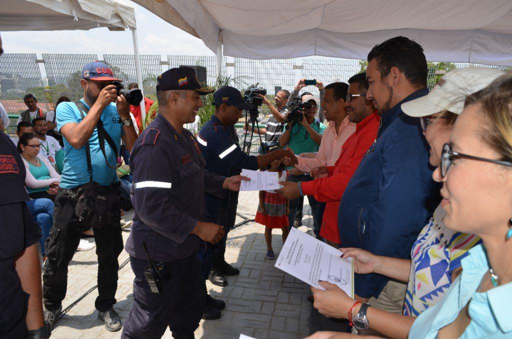 Titular del Minec efectuó acto de reconocimiento para honrar a servidores públicos