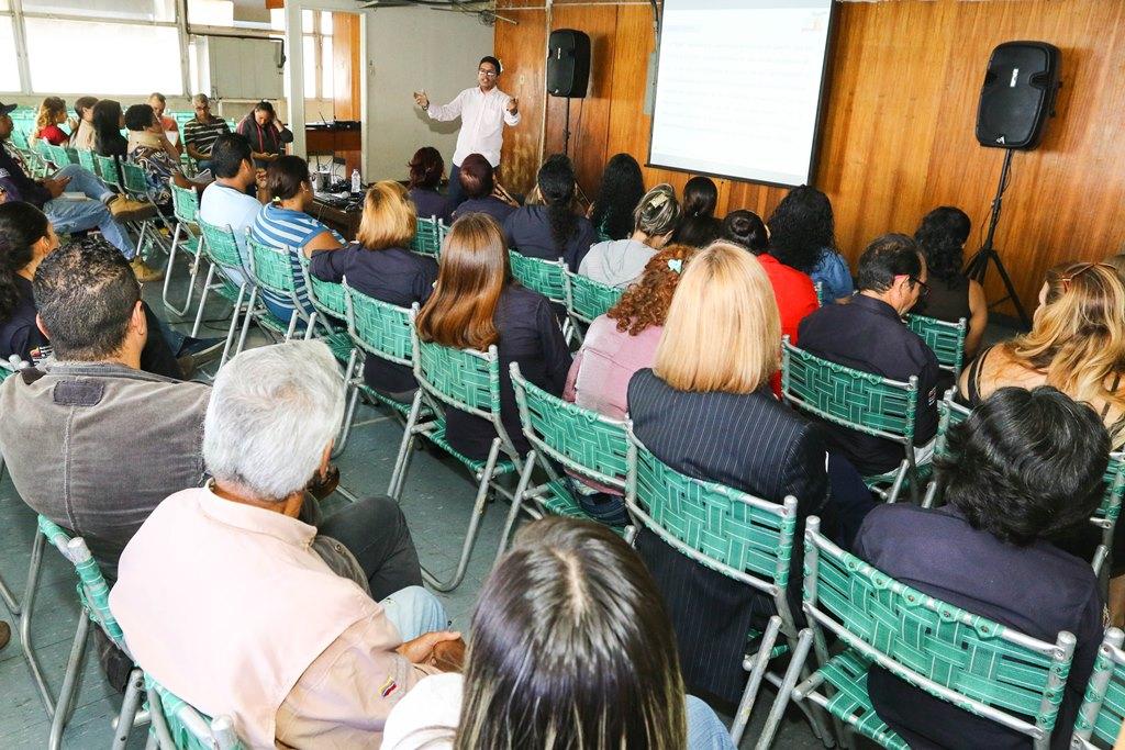 Adelantan preparativos para el inicio de actividades de la Universidad Popular del Ambiente