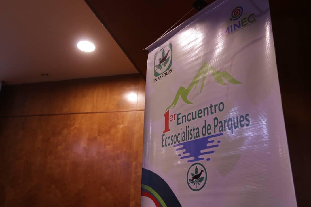 Centro Simón Rodríguez sirvió de escenario para ejecutar el Primer Encuentro de Parques 2019
