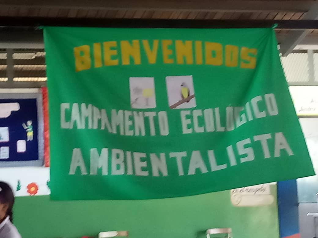 Estudiantes de Monagas disfrutan campamento ecológico de Inparques