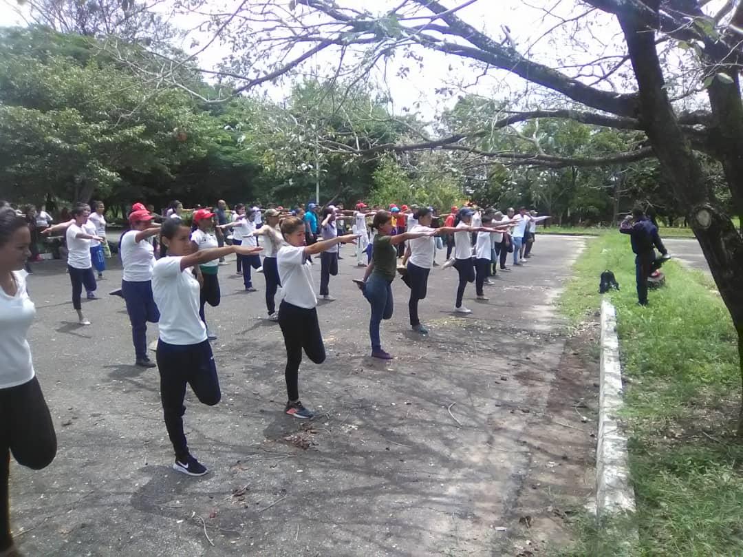 Culminó la preparación de 207 aspirantes a combatientes forestales y guardaparques en Barinas