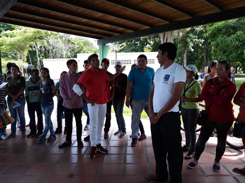 Inician Plan de Formación de Recreadores en el estado Barinas