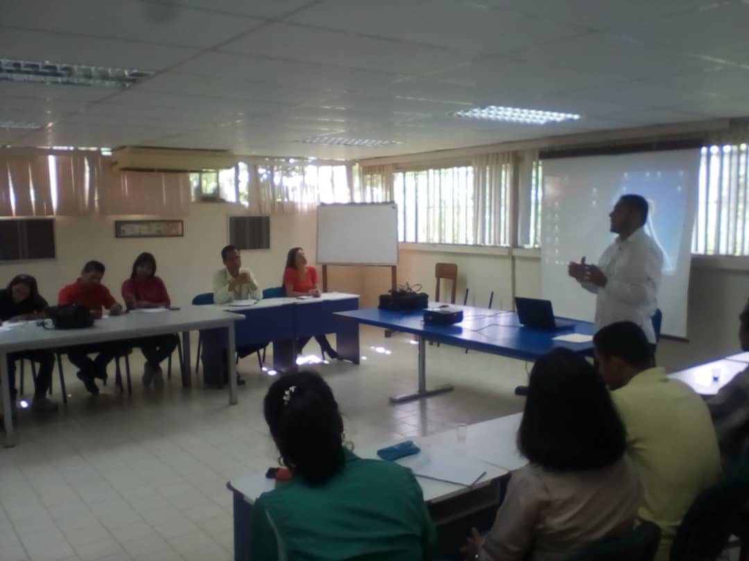 Ecosocialistas promueven Escuela de Ecociudadano en Inparques Monagas