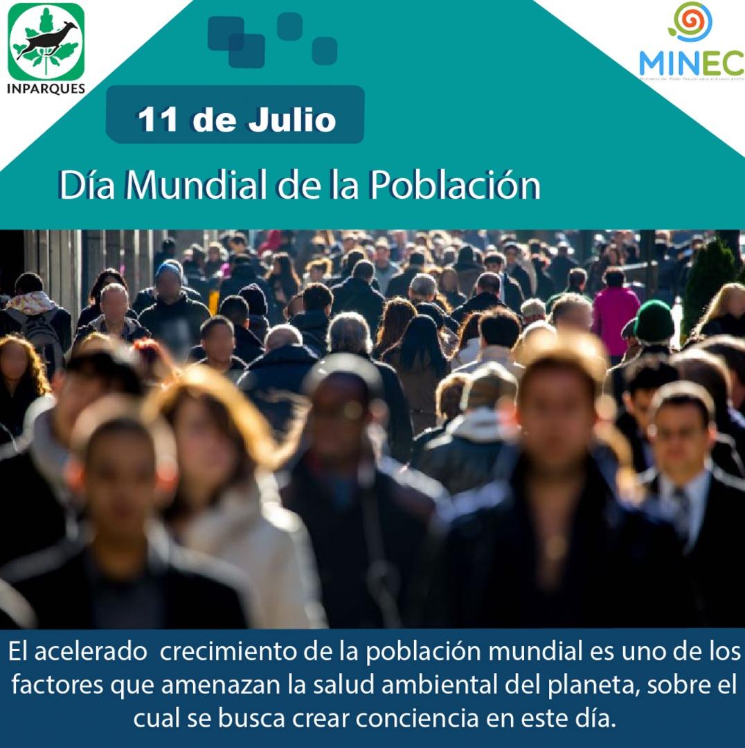 El Día Mundial de la Población aboga por el desarrollo sostenible