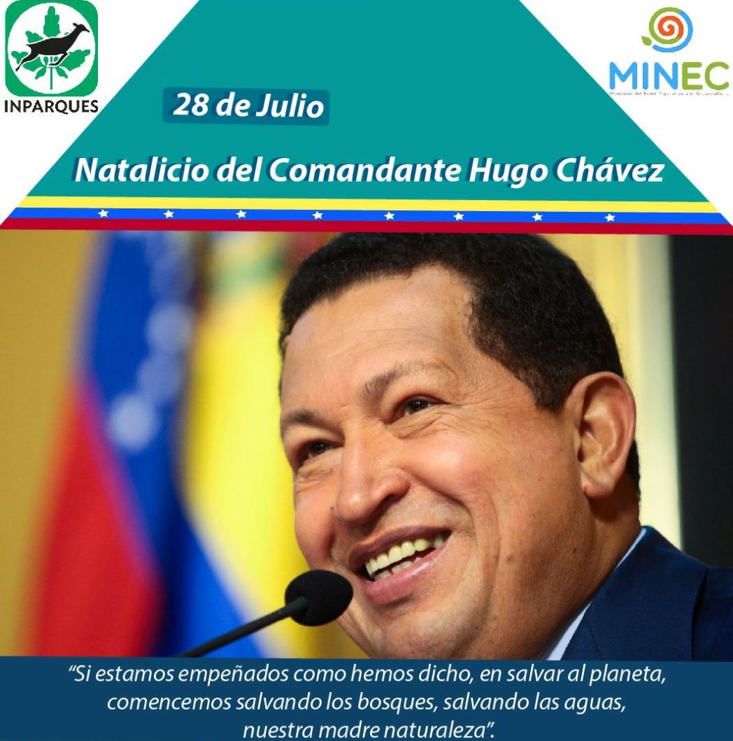 El eterno líder de la Revolución Bolivariana cumple 65 años