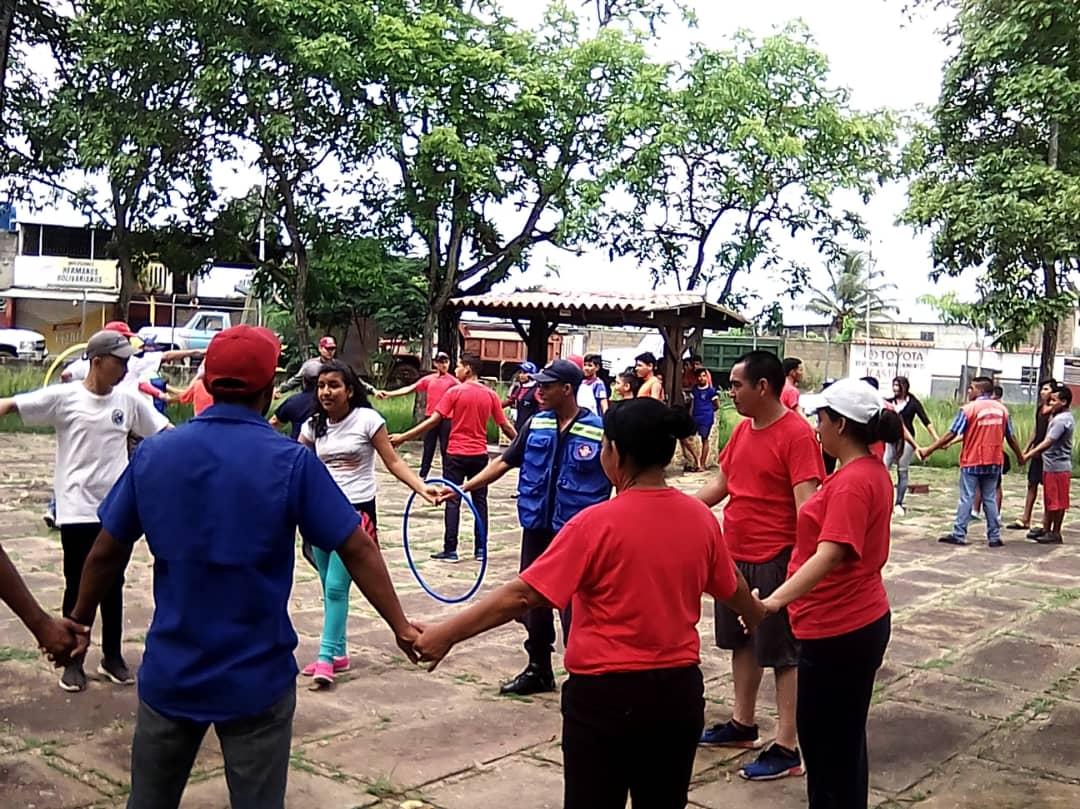 Inparques Monagas invita a disfrutar las vacaciones en el Parque Andrés Eloy Blanco